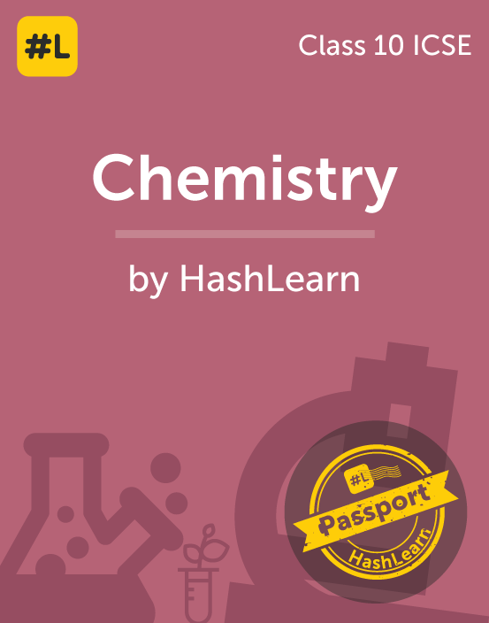 Link to book Chemistry (ICSE 10)