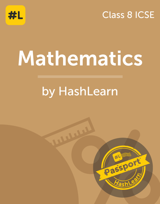 Link to book Math (ICSE 8)