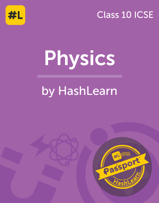 Link to book Physics (ICSE 10)