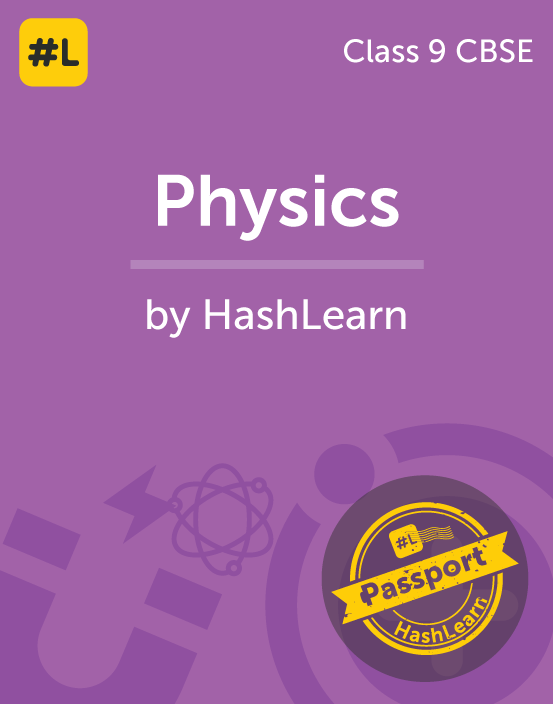 Link to book Physics (CBSE 9)