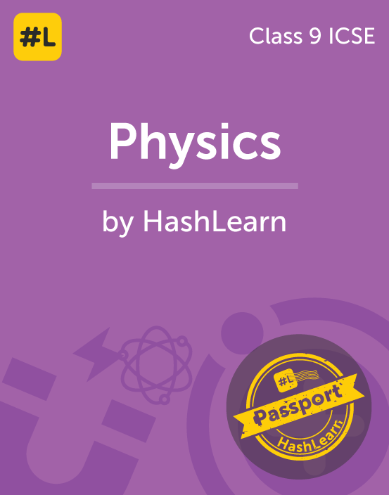Link to book Physics (ICSE 9)