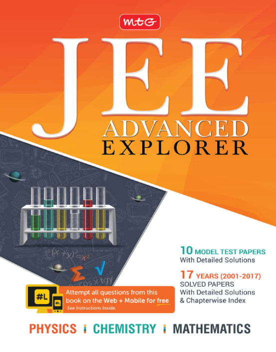 Link to book JEE Advanced Explorer